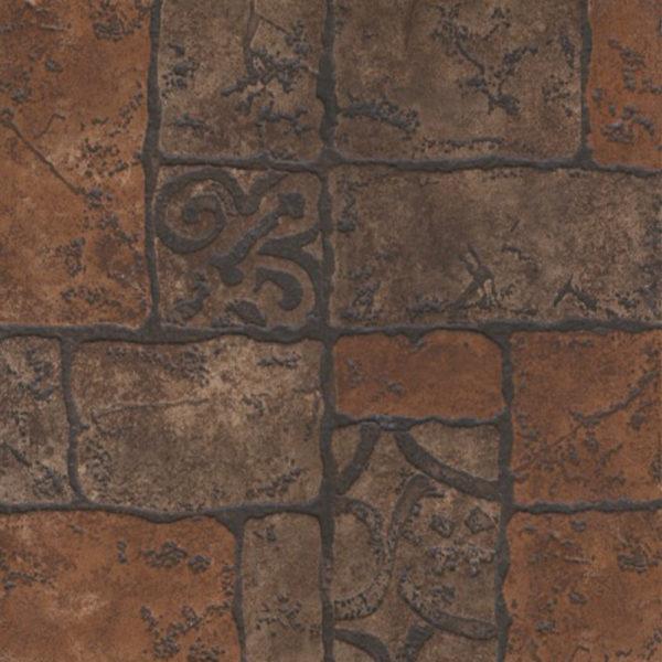 Напольная плитка Бастион 40*40см коричневый