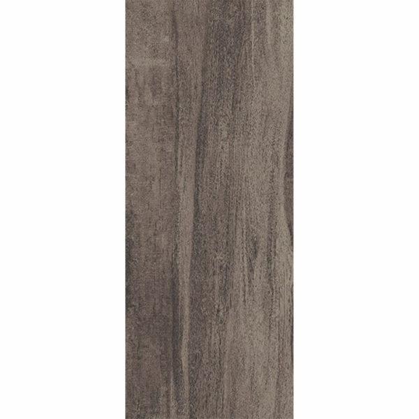 Настенная плитка Миф 20х50 см тёмно-коричневая