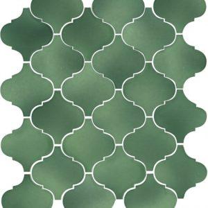 Арабески Майолика зелёный