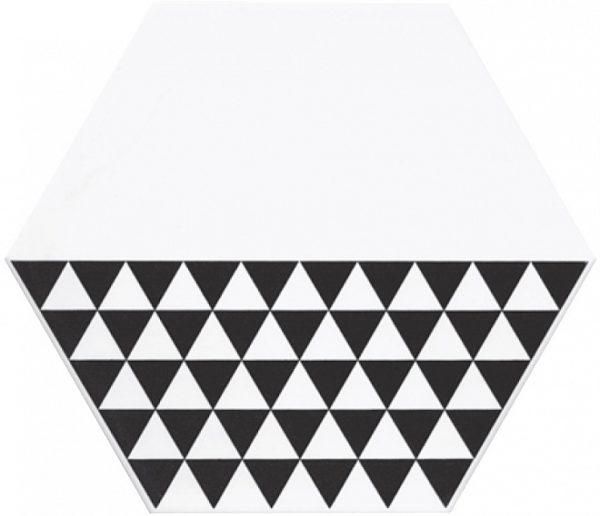 Декор Буранелли 200х231 мм