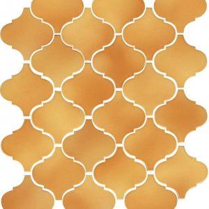 Арабески Майолика жёлтый