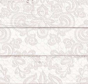 Настенная плитка Шебби Шик декор 200х600 мм