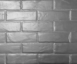 Декор Brick Iron 750 х 253 мм