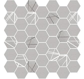 Mosaic Baffin Gray Dark 297 х 316 мм