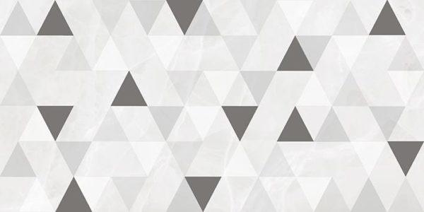 Декор Plazma avers белый 300х600 мм