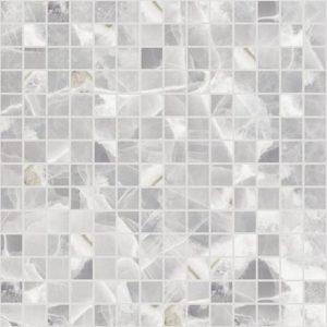 Мозаика Plazma серая 300х300 мм