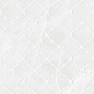 Декор Plazma nuance белый 300х600 мм