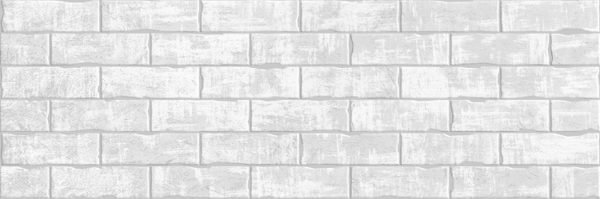 Плитка настенная Brick Gray 750 х 253 мм