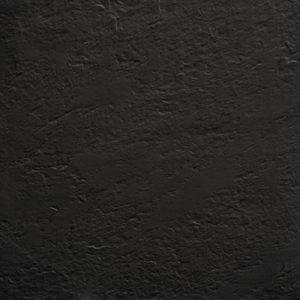 Керамогранит Моноколор CF UF 020 чёрный структурированый SR