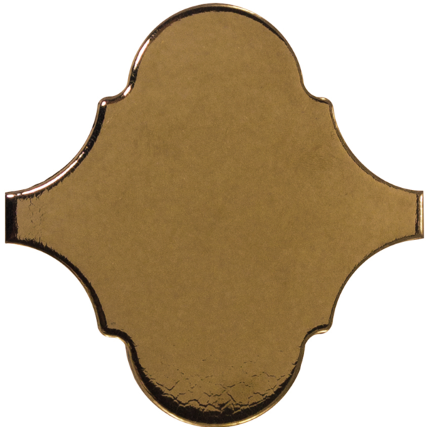 Плитка керамическая настенная SCALE ALHAMBRA Metalic 12х12 см