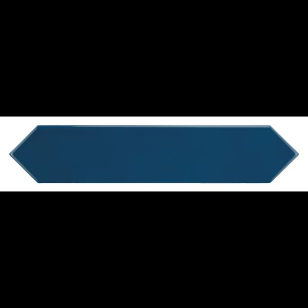 Плитка керамическая настенная Adriatic Blue 5х25 см