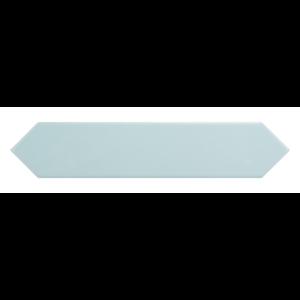 Плитка керамическая настенная Caribbean Blue 5х25 см