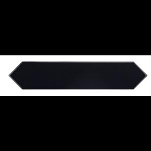 Плитка керамическая настенная Black 5х25 см