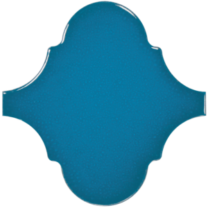 Плитка керамическая настенная SCALE ALHAMBRA Electric Blue 12х12 см