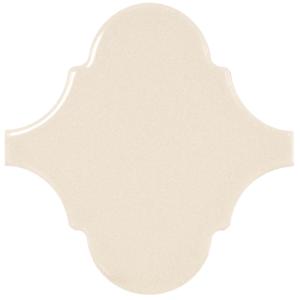 Плитка керамическая настенная SCALE ALHAMBRA Cream 12х12 см