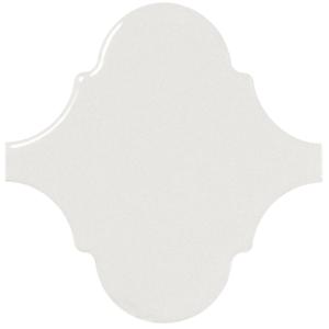 Плитка керамическая настенная SCALE ALHAMBRA White 12х12 см