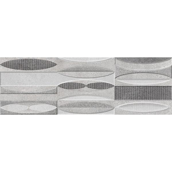 Настенная плитка Templo XL Gris 25x75 см