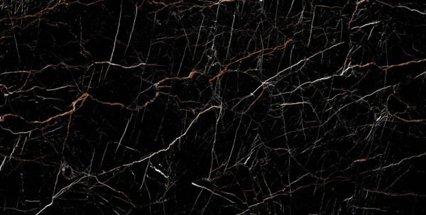 Керамогранит Molten Black 600x1200 мм High Gloss