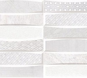 Настенная плитка Teide XL Blanco 25x75 см