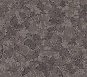 Настенная плитка Floral Negro 30x90 см