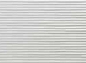 Настенная плитка Flat brillo liner blanco