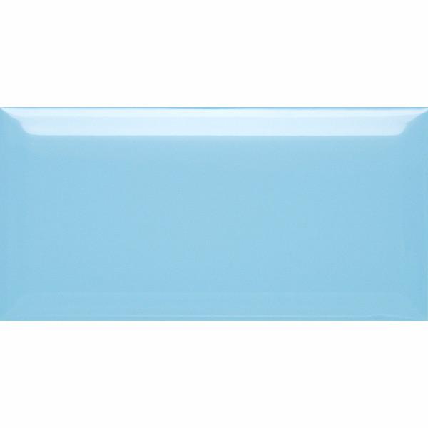 Настенная плитка (Кабанчик) Biselado Piscina Brillo 10x20 см
