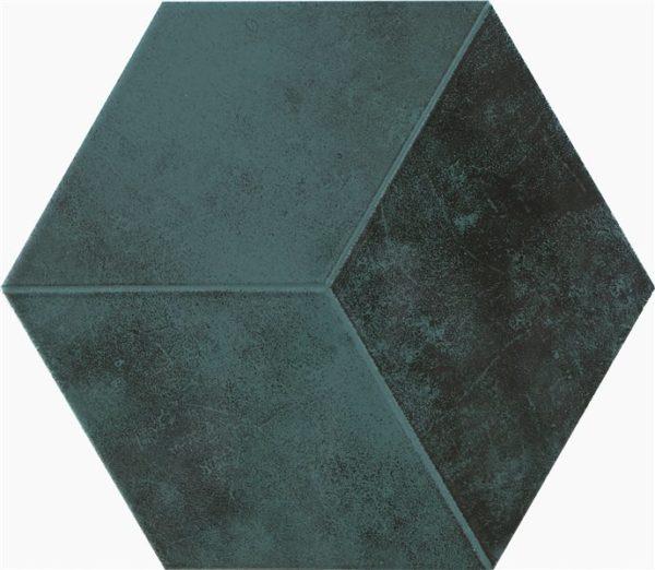Настенная плитка Kingsbury vert 19,8x22,8 см