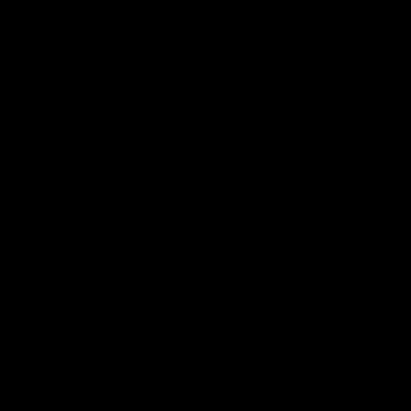 Керамогранит Гармония чёрный 30х30 см