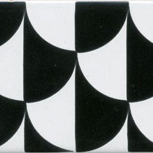 Плитка настенная Декор Граньяно геометрия 7,4х15 см