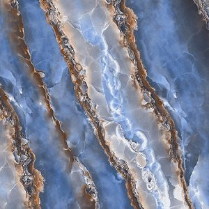 Onyx Sky Blue Full Lappato 60x120 см