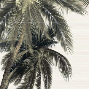 Декор из пальм