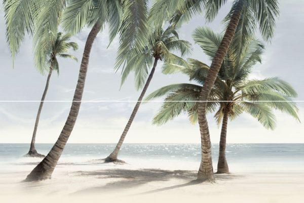 Панно пальмы