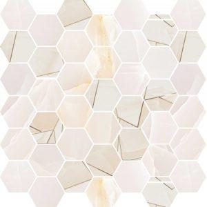 Декор Mosaic Onyx Karamel